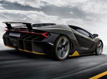 Автомобиль Lamborghini Centenario картинки