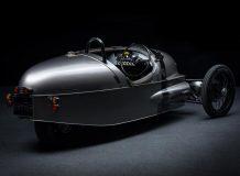 Электрический Морган EV3 фото
