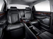 Интерьер Genesis G90 Limousine фото