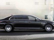 Genesis G90 Limousine 2021