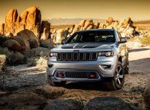 Jeep Grand Cherokee Trailhawk фото