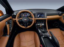 Фото салона нового Nissan GT-R