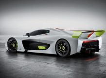 Фото концепта Pininfarina H2 Speed