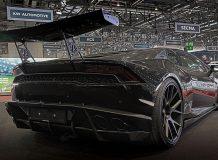 Обвес Jeddah для Lamborghini Huracan от DMC фото