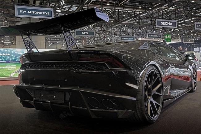 Lamborghini Huracan Jeddah от DMC