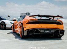 Обвес Renato для Lamborghini Huracan от Фото тюнинг Lamborghini Huracan от 1016 industries фото