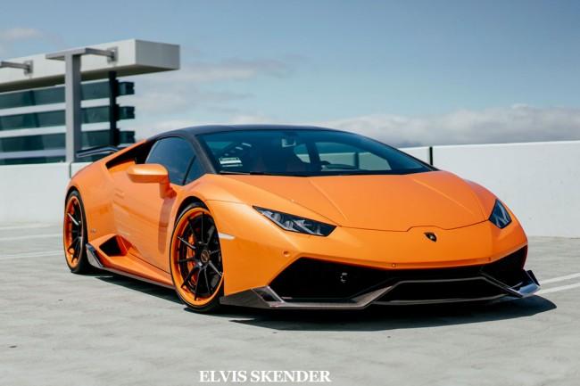 Lamborghini Huracan Renato