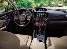 Фото салона Subaru Impreza 5