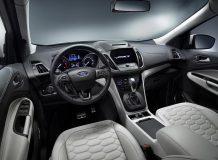 Фото салона Ford Kuga Vignale
