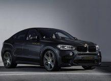 Фото тюнинг BMW X6 M (F86) от Manhart