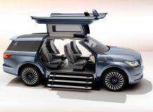 Lincoln Navigator Concept фото