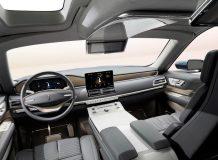 Фото салона Lincoln Navigator Concept