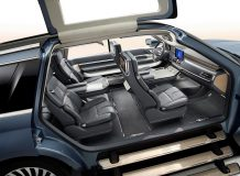 Интерьер Lincoln Navigator Concept фото