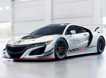 Acura NSX GT3 фото
