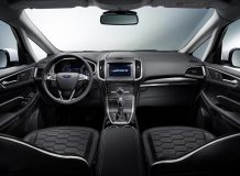 Фото салона Ford S-Max Vignale