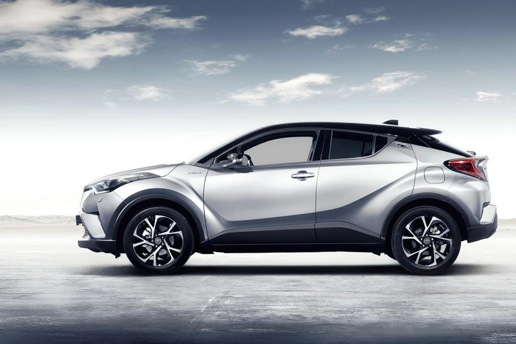 Новая Тойота С-НР 2018