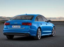 Новая Audi A6 2017 фото