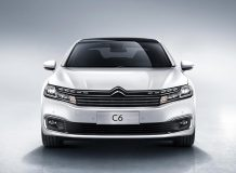 Новый Citroen C6 II для Китая фото