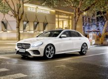 Mercedes E-Class Long W213 фото