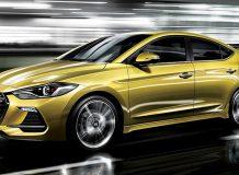 Hyundai Elantra Sport фото