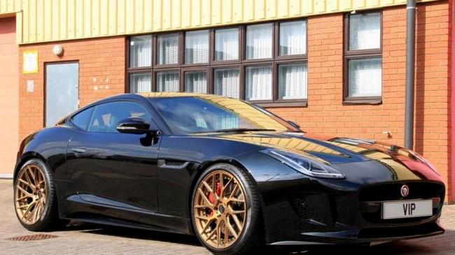 Jaguar F-Type R от ателье VIP Design