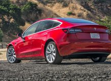 Tesla Model 3 2018 фото