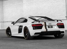 Диски на Audi R8 V10 plus от Wheelsandmore фото