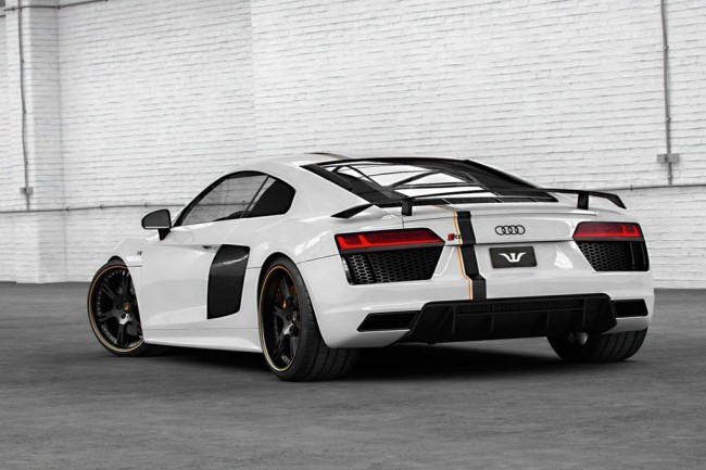 Audi R8 V10 plus от Wheelsandmore