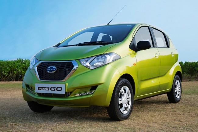 Datsun redi-GO для Индии