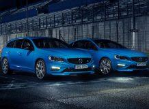 Фото Volvo S60 и V60 от Polestar