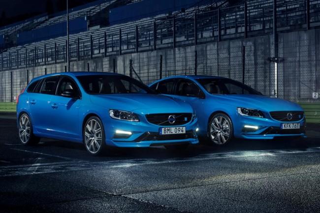 Volvo S60 и V60 от Polestar