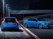 Новые Volvo S60 и V60 Polestar фото
