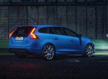 Фото нового Volvo V60 Polestar 2016