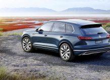 Фото концепта Volkswagen T-Prime GTE
