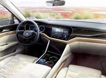 Фото салона Volkswagen T-Prime Concept GTE