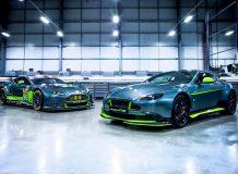 Aston Martin V8 Vantage GT8 фото