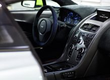 Фото салона Aston Martin V8 Vantage GT8