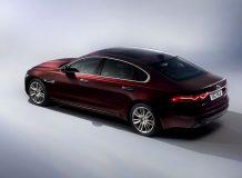 Фото нового Jaguar XF L