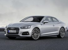 Фото Audi A5 Coupe 2017 в новом кузове