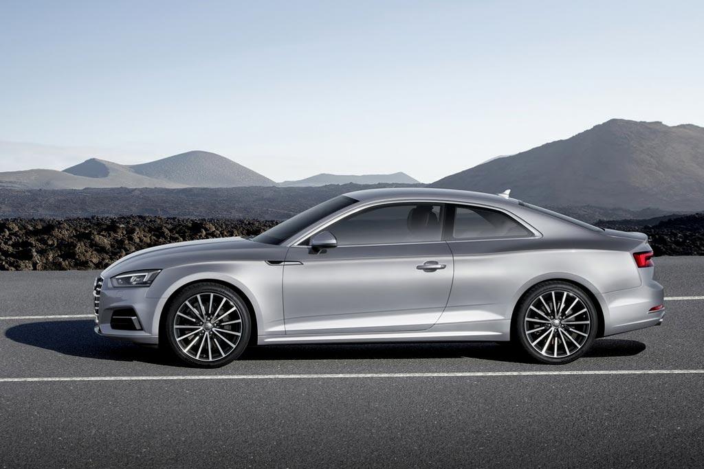 Ауди А5 купе 2017 в новом кузове
