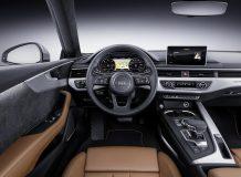 Фото салона Audi A5 Coupe II