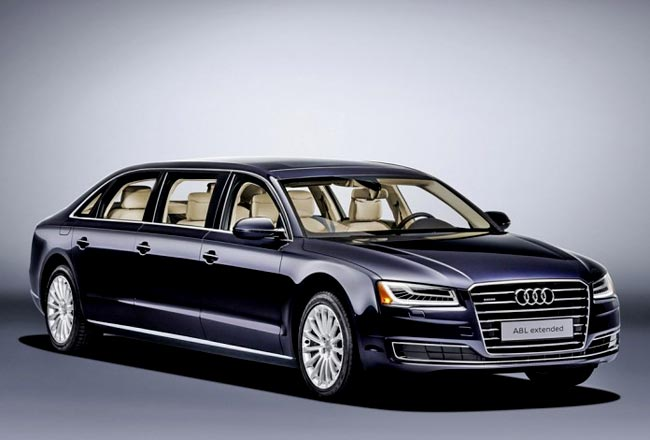 Audi A8 Extended