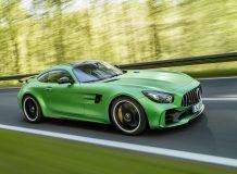 Mercedes-AMG GT R фото