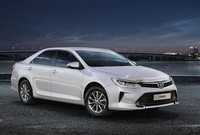 Toyota Camry EU