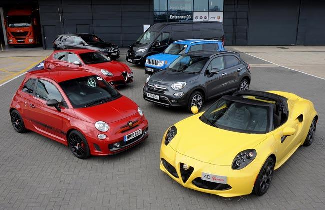 Автомобили концерна FCA
