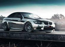 Обвес на BMW M3 E92 от Fostla фото