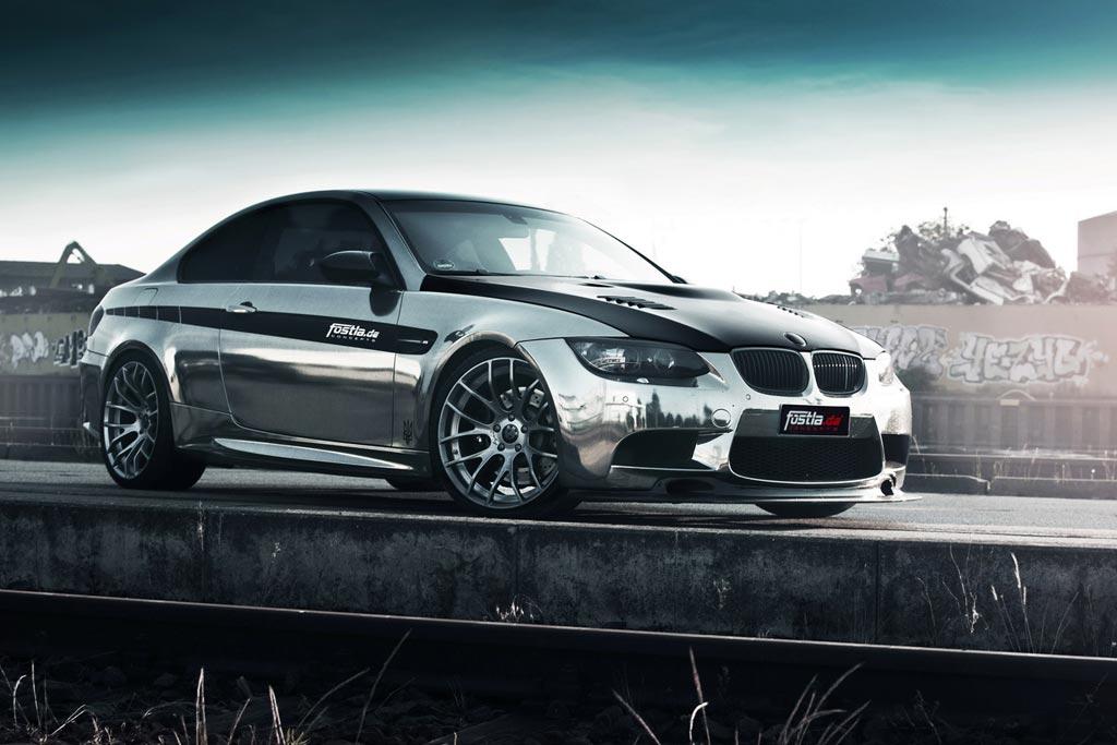 BMW M3 E92 от ателье Fostla