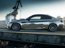 Диски Breyton GTS на BMW M3 фото