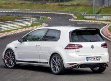 Фото нового Volkswagen Golf GTI Clubsport S