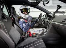 Фото салона VW Golf GTI Clubsport S